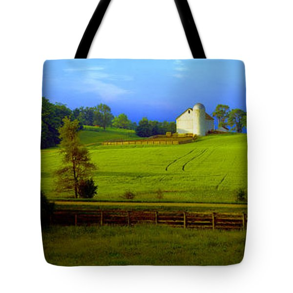 Conley Road Farm Spring Time Tote Bag
