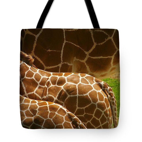 Connection Tote Bag by Randy Pollard