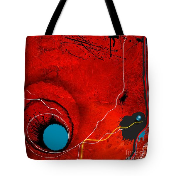 Consciousness Of The Inanimate Tote Bag by Paul Davenport