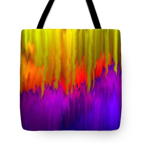 Consciousness Rising Tote Bag