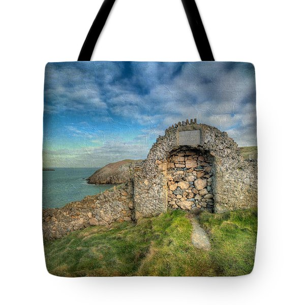 Consecrated 1535 Tote Bag by Adrian Evans