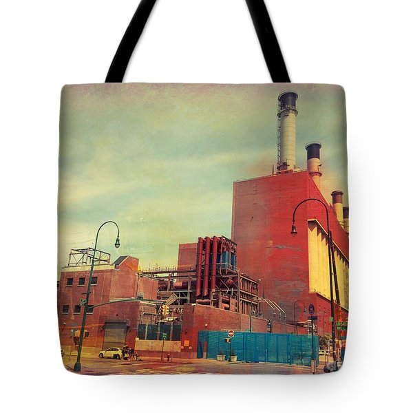 Consolidated Edison Company Of New York Tote Bag