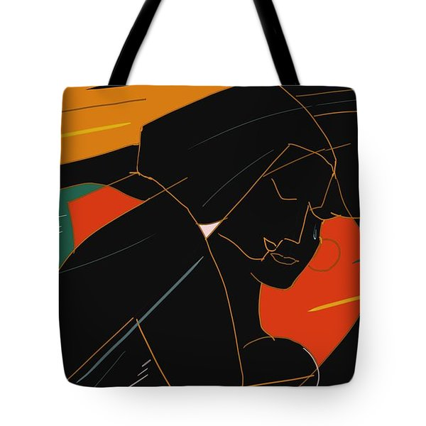 Consoling Tote Bag