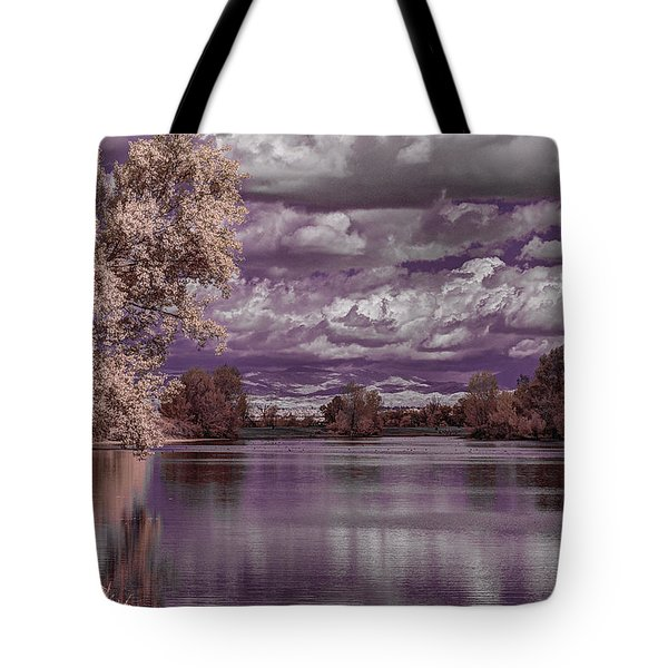 Constant Change Tote Bag