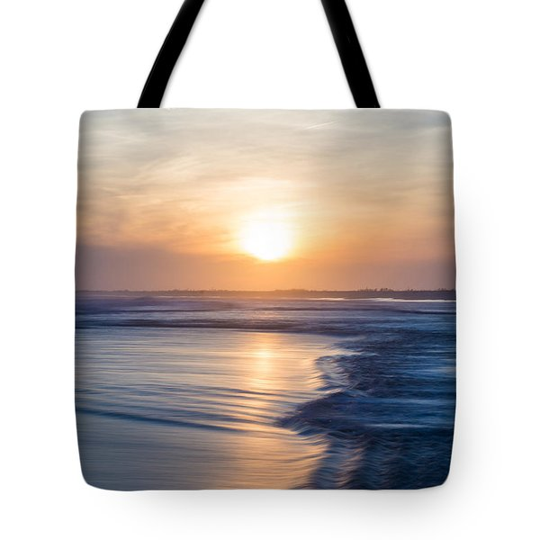 Constant Motion Tote Bag