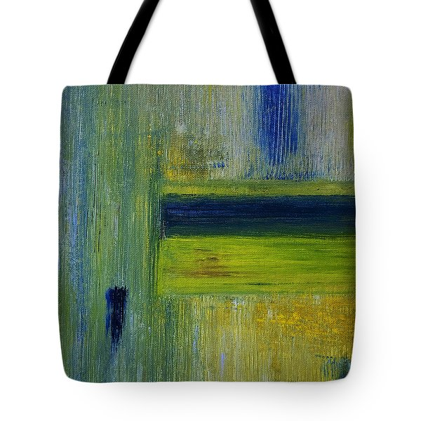 Contact Tote Bag by Dick Bourgault