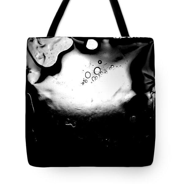 Liquid Asset Tote Bag