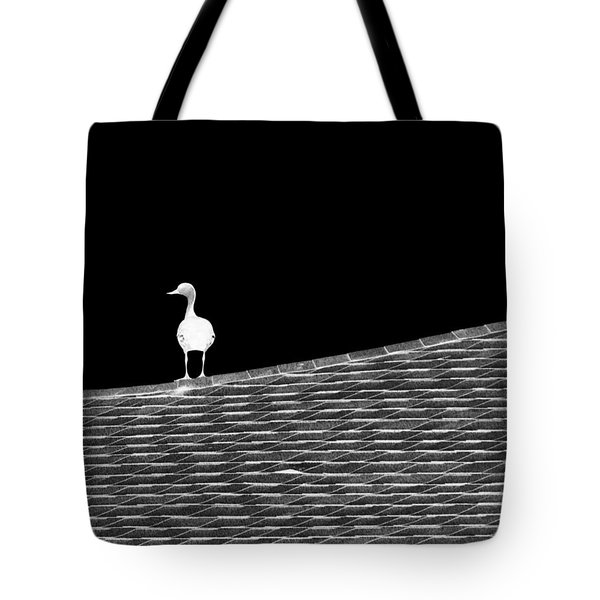 Contemplating Tote Bag by Darla Wood
