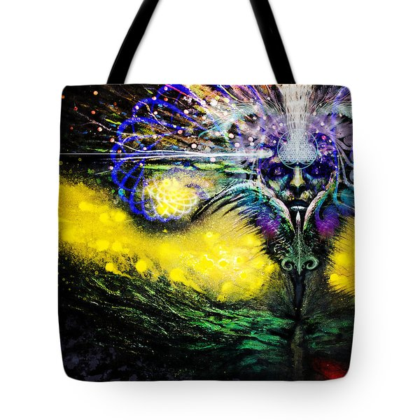 Contemplating The Majestic   Tote Bag by Tony Koehl