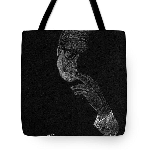 Contemplation Tote Bag by Ekta Gupta
