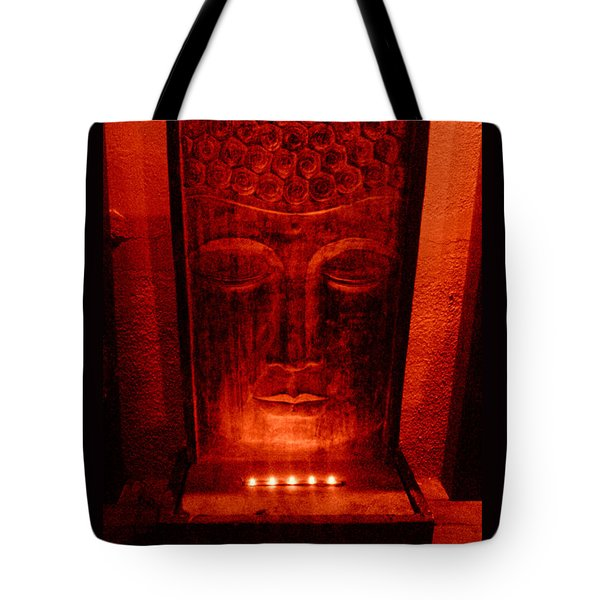 Contemplation Tote Bag by Linda Prewer