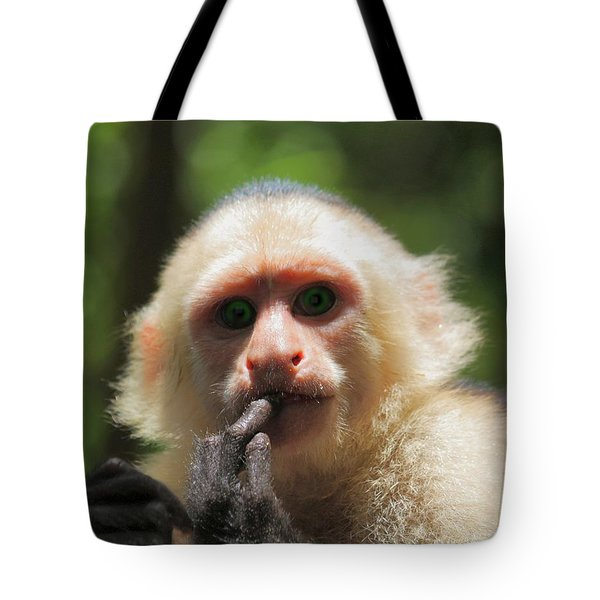 Tote Bag featuring the photograph Contemplation by Patrick Witz