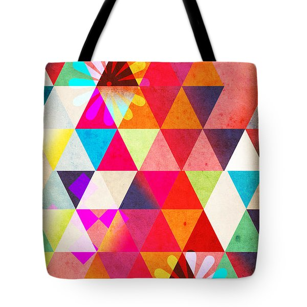 Contemporary 2 Tote Bag by Mark Ashkenazi