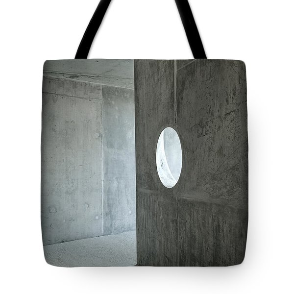 Contemporary Architecture Detail Tote Bag