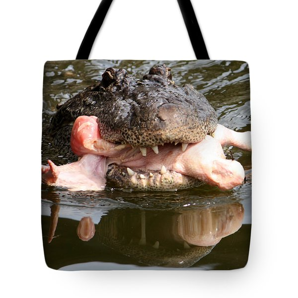 Tote Bag featuring the photograph Contented by David Nicholls