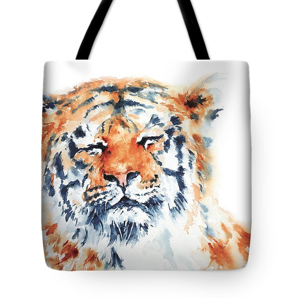 Contentment Tote Bag by Stephie Butler