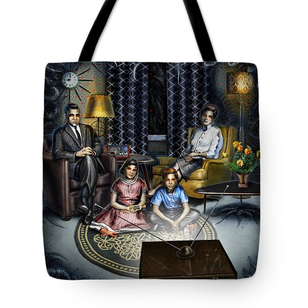 Continue To Program Your Life Away Tote Bag by Tony Koehl