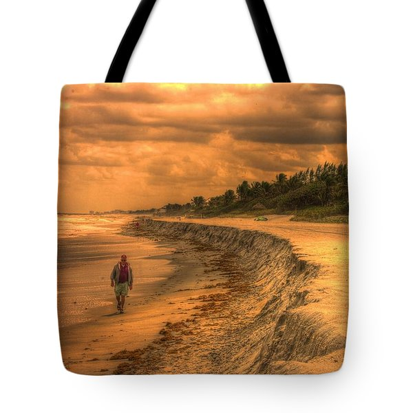 Soul Search Tote Bag by Dennis Baswell