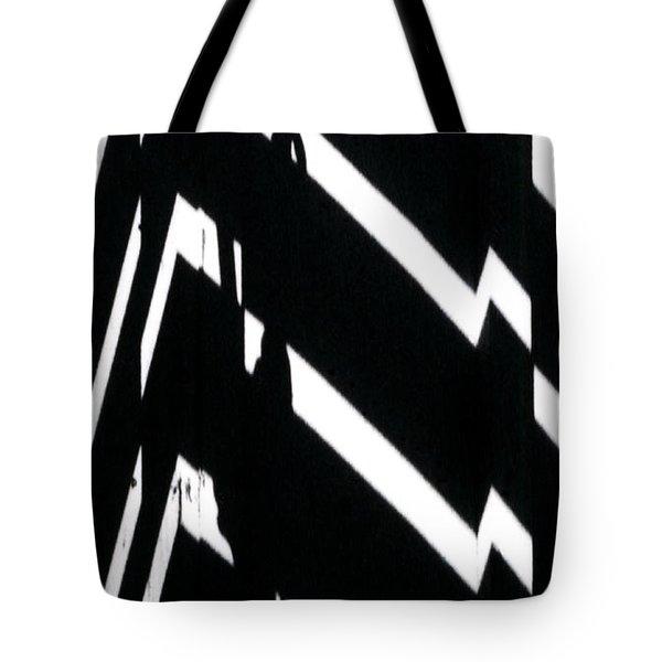 Continuum 4 Tote Bag