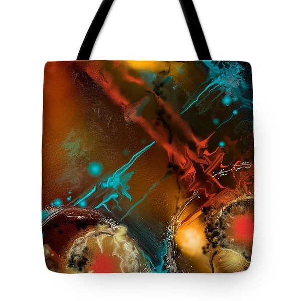 Continuum Tote Bag by Francoise Dugourd-Caput