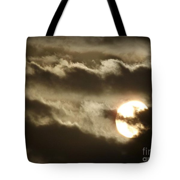 Tote Bag featuring the photograph Contrast by Clare Bevan