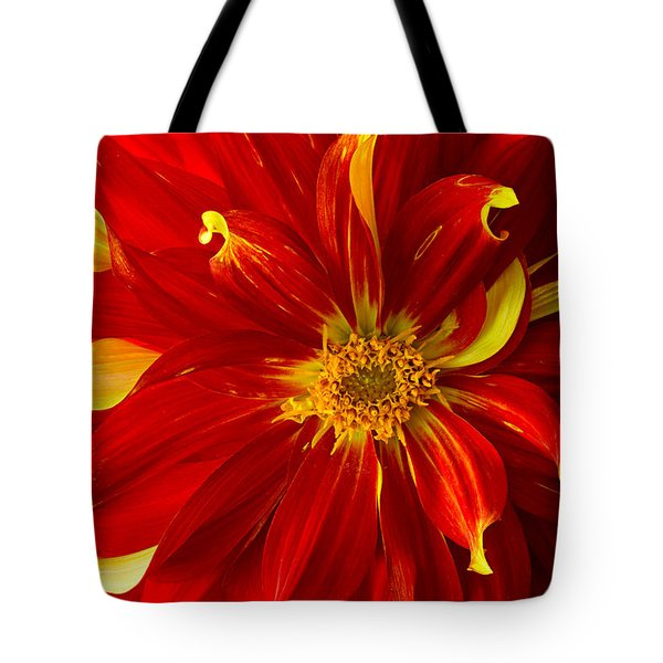 Contrasts Tote Bag
