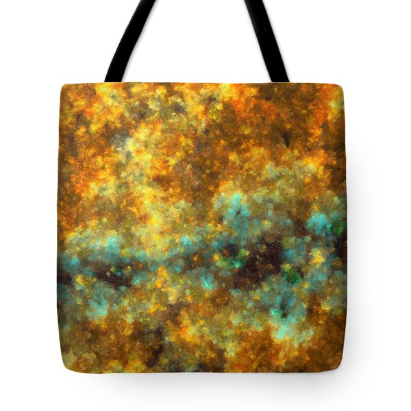 Contusion-01 Tote Bag by RochVanh