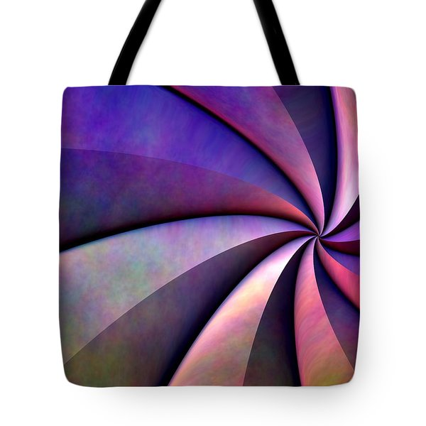 Converge Tote Bag by Lyle Hatch