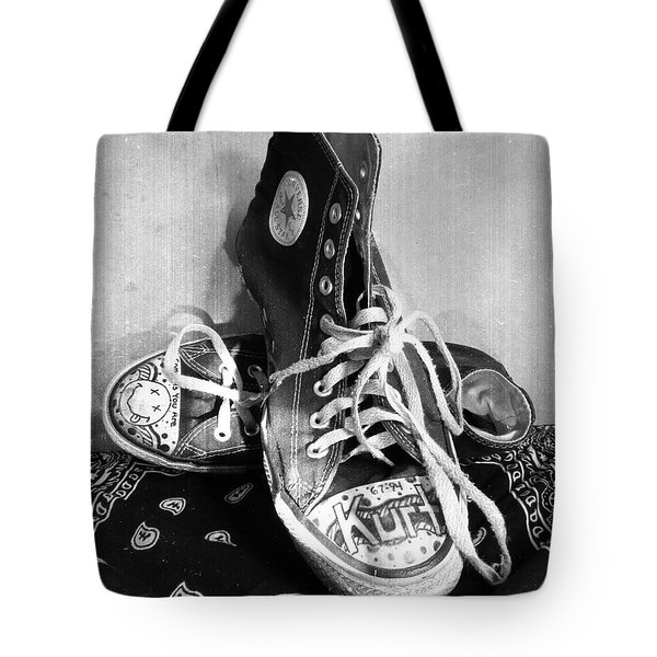 Converse Graffiti Tote Bag