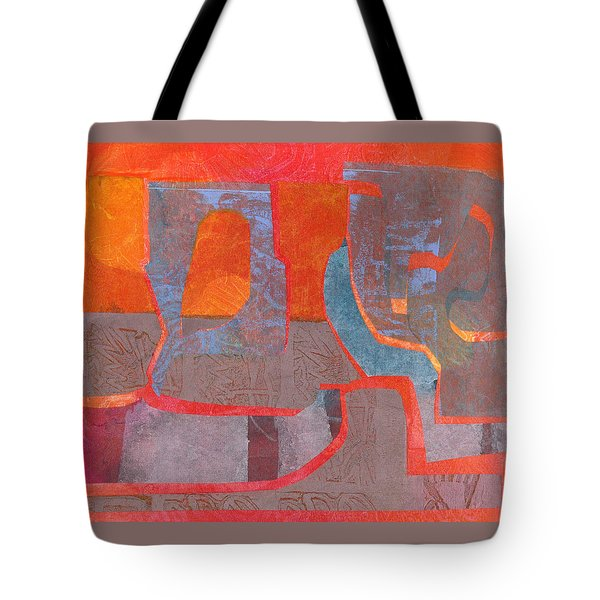 Convo Tote Bag by Catherine Redmayne