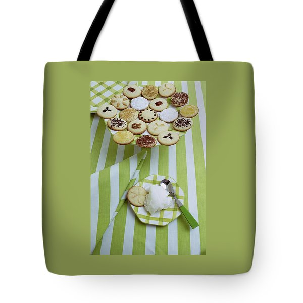 Cookies And Icing Tote Bag