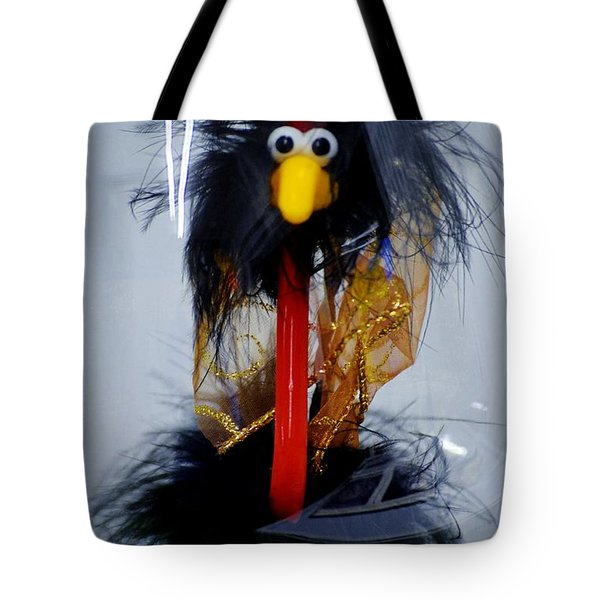 Cookoo Under Glass Tote Bag
