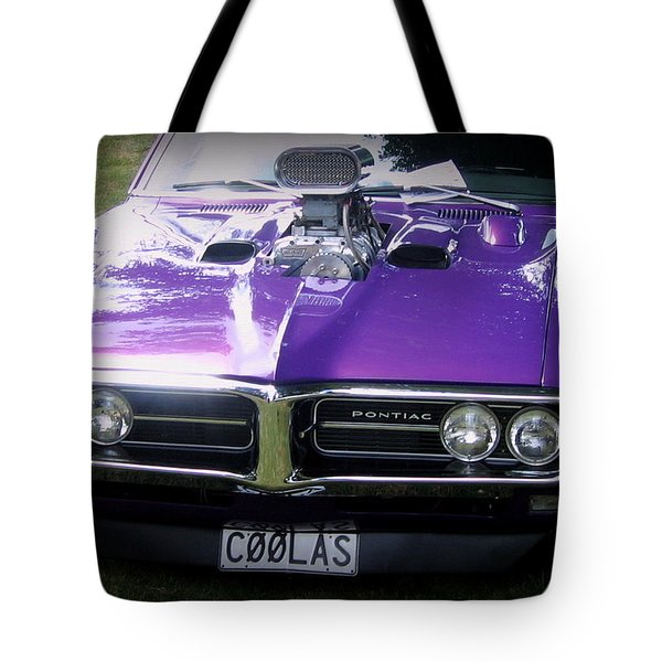Cool As Tote Bag