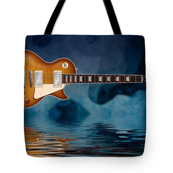 Cool Burst Tote Bag