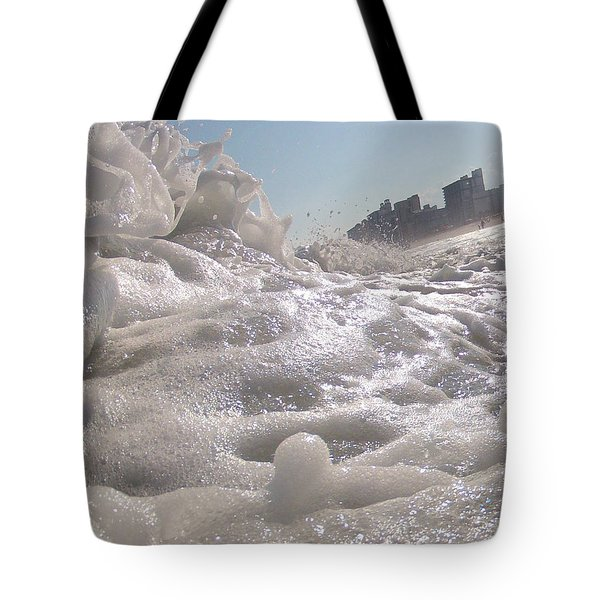 Cool Foam Tote Bag