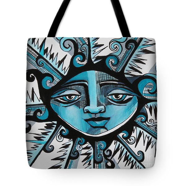 Cool Guy - Here Comes The Suns Tote Bag