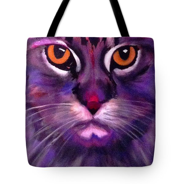 Cool Maine Coon Tote Bag
