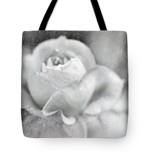 Tote Bag featuring the photograph Cool Rose by Annie Snel