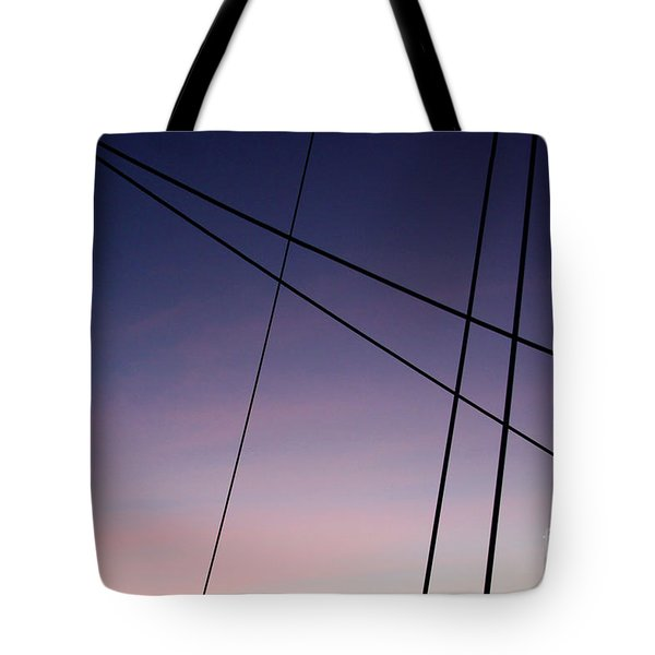 Cool Running Tote Bag