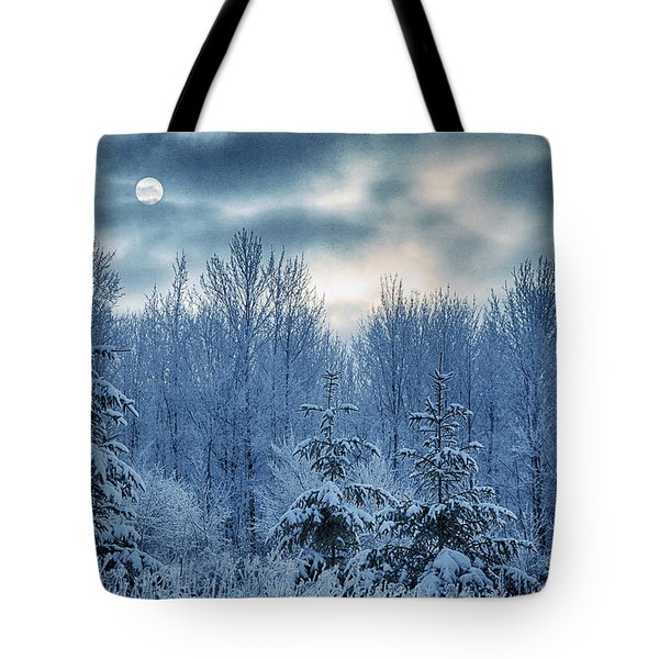 Cool Sunrise Tote Bag