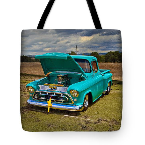 Cool Truck Tote Bag