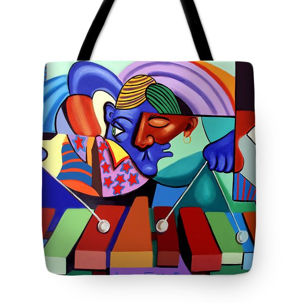 Cool Vibes Tote Bag by Anthony Falbo