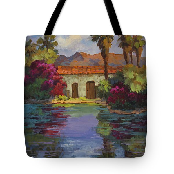 Cool Waters 2 Tote Bag