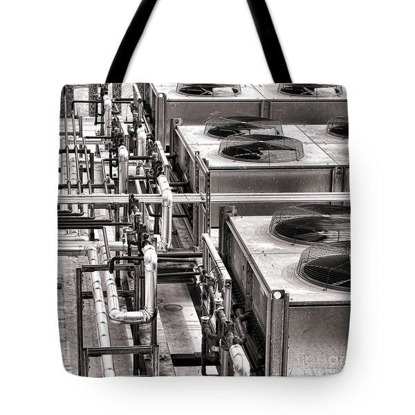 Cooling Force Tote Bag