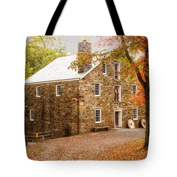 Cooper Gristmill Tote Bag
