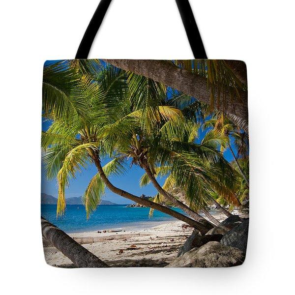 Cooper Island Tote Bag