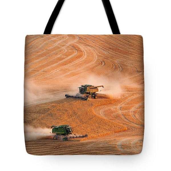 Cooperation Tote Bag by Mary Jo Allen