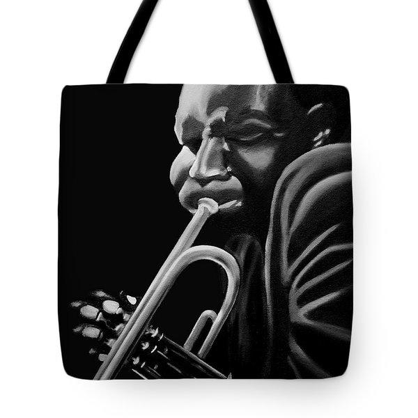 Cootie Williams Tote Bag by Barbara McMahon