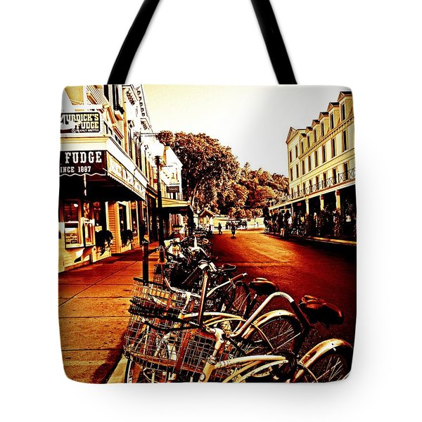 Copper And Rust Tote Bag by Desiree Paquette
