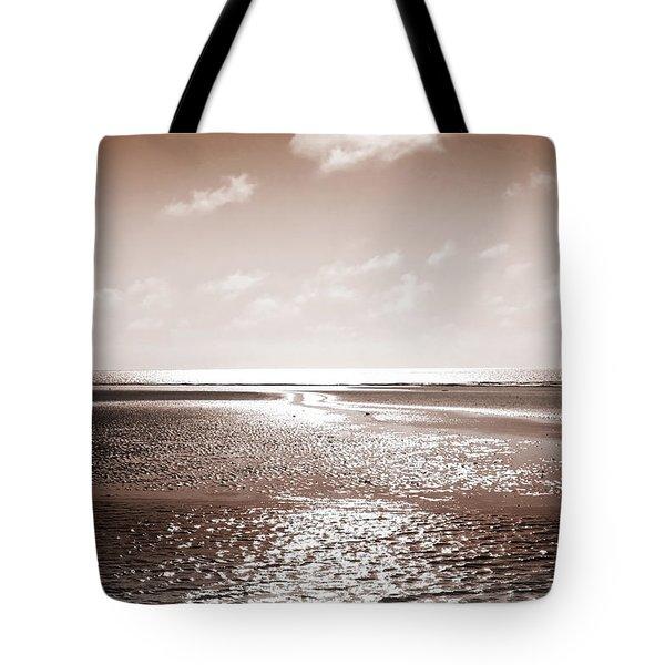 Copper Beach Tote Bag